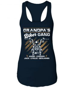 Private: Grandpa's Gang Racerback Tank