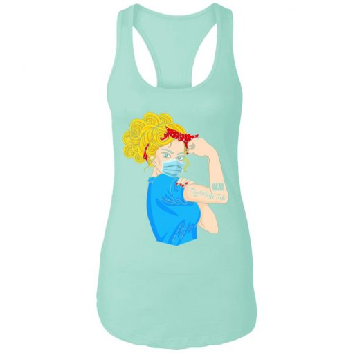 Private: Radiology Technician Racerback Tank