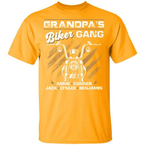 Private: Grandpa's Gang Youth T-Shirt