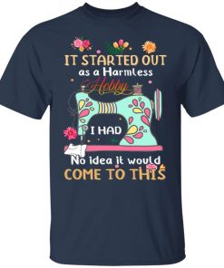 Private: It Started Out As A Harmless Hobby Youth T-Shirt
