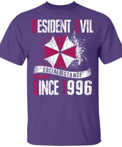 Private: Resident evil social distance training since 1996 Youth T-Shirt