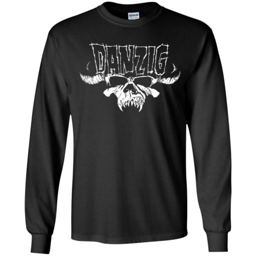 Private: Danzig Youth LS T-Shirt