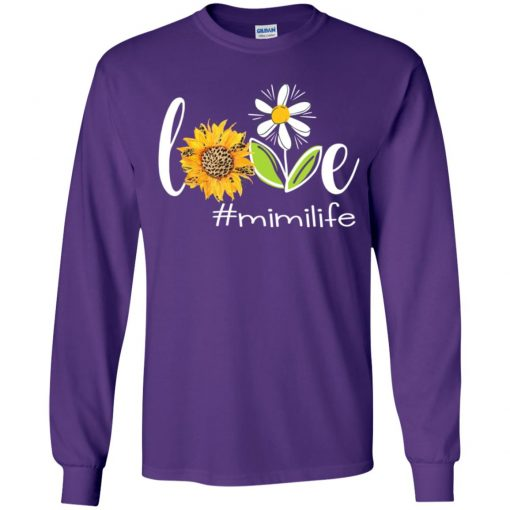 Private: Love #mimilife Youth LS T-Shirt