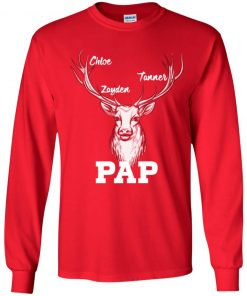 Private: Pap Chloe Zayden Tanner Youth LS T-Shirt