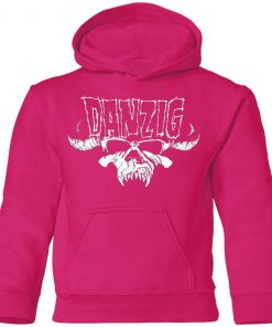 Private: Danzig Youth Hoodie