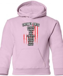 Private: Papaw's Pride Youth Hoodie