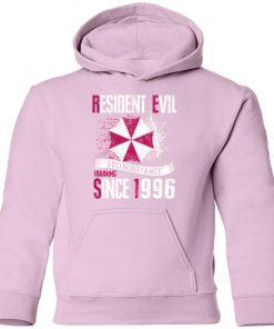 Private: Resident evil social distance training since 1996 Youth Hoodie