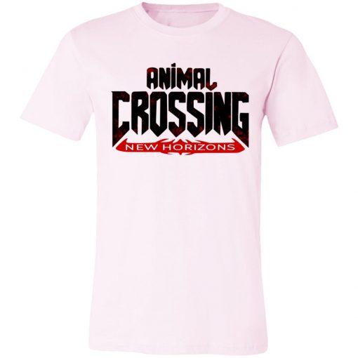 Private: Doom Eternal Animal Crossing New Horizons Unisex Jersey Tee