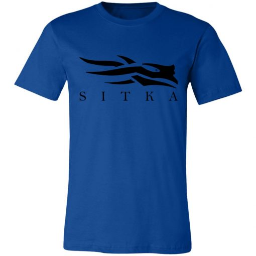 Private: Sitka Logo Unisex Jersey Tee