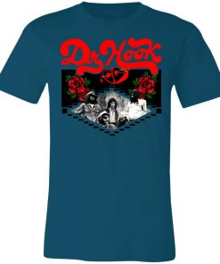Private: Dr Hook Unisex Jersey Tee