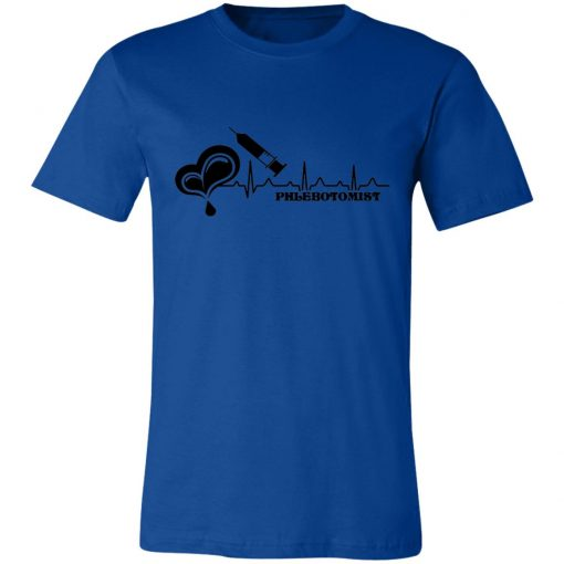 Private: Phlebotomist Unisex Jersey Tee