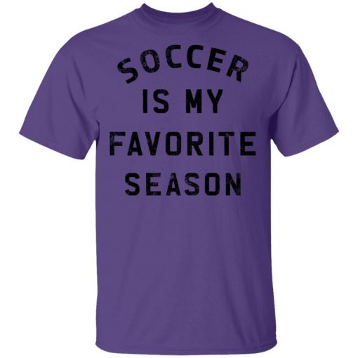 Private: Soccer Is My Favorite Season Men's T-Shirt