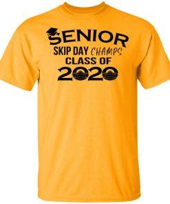 Private: Senior Skip Day Champs Class of 2020 Men's T-Shirt
