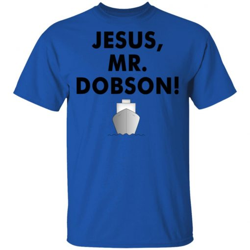 Private: Jesus, Mr. Dobson Men's T-Shirt