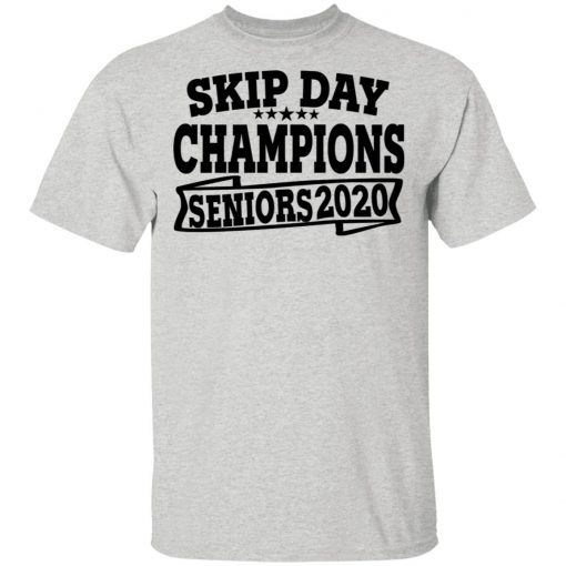 Private: Skip Day Champions 2020 Men's T-Shirt