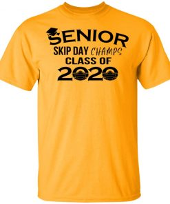 Private: Senior Skip Day Champs Class of 2020 Men's T-Shirt