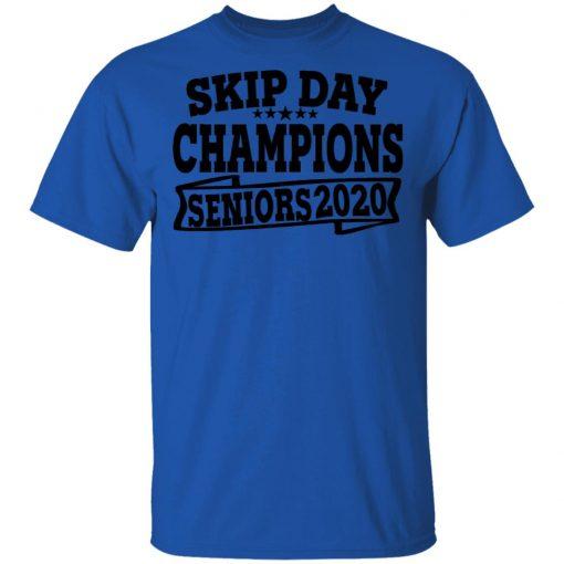 Private: Skip Day Champions 2020 Men's T-Shirt