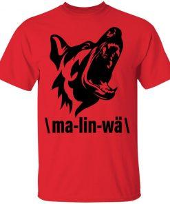 Private: Ma-lin-wa Belgian Malinois Youth T-Shirt