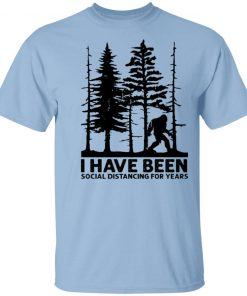 Private: I've Been Social Distancing for Years Youth T-Shirt