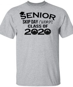 Private: Senior Skip Day Champs Class of 2020 Youth T-Shirt