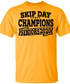 Private: Skip Day Champions 2020 Youth T-Shirt