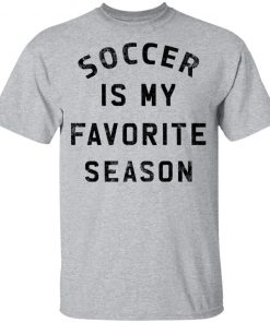 Private: Soccer Is My Favorite Season Youth T-Shirt