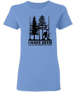 Private: I've Been Social Distancing for Years Women's T-Shirt