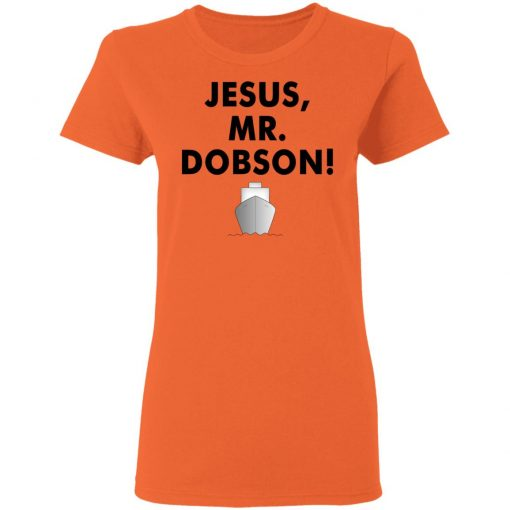 Private: Jesus, Mr. Dobson Women's T-Shirt