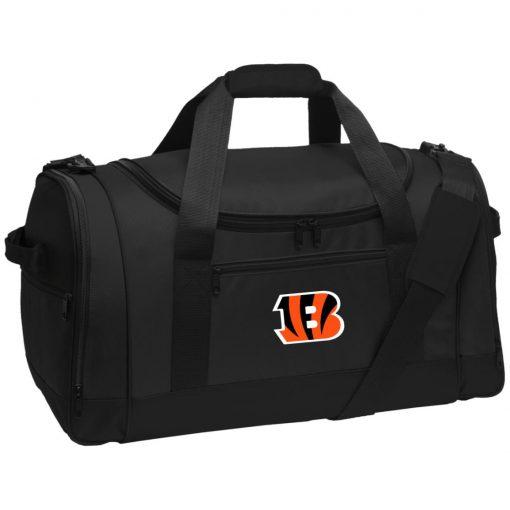 Private: Cincinnati Bengals Travel Sports Duffel