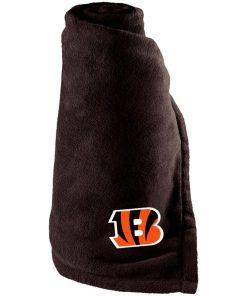 Private: Cincinnati Bengals Large Fleece Blanket