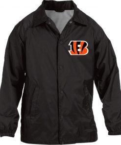 Private: Cincinnati Bengals Nylon Staff Jacket