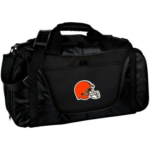 Private: Cleveland Browns Medium Color Block Gear Bag