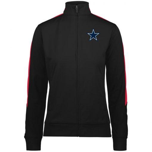 Private: Dallas Cowboys Ladies' Performance Colorblock Full Zip