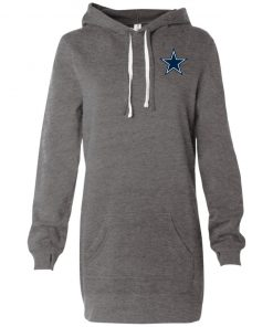 Private: Dallas Cowboys Women's Hooded Pullover Dress