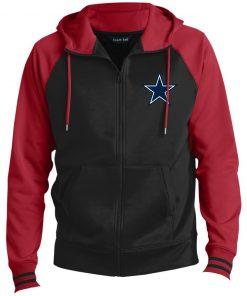 Private: Dallas Cowboys Men's Sport-Wick® Full-Zip Hooded Jacket