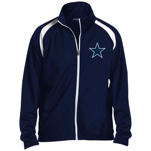 Private: Dallas Cowboys Men's Raglan Sleeve Warmup Jacket
