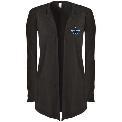 Private: Dallas Cowboys Women's Hooded Cardigan