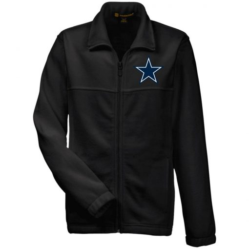 Private: Dallas Cowboys Youth Fleece Full Zip