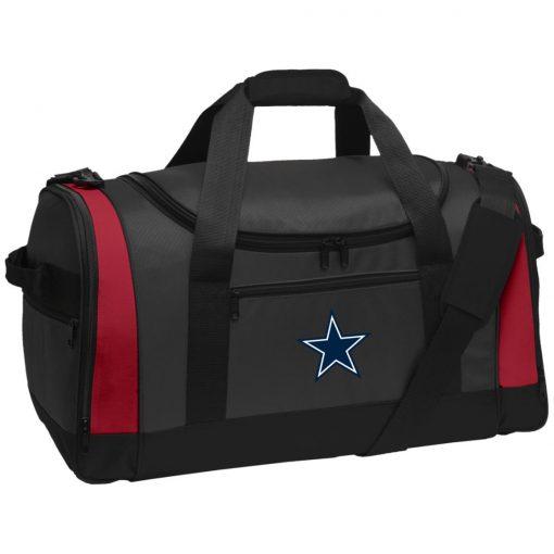 Private: Dallas Cowboys Travel Sports Duffel