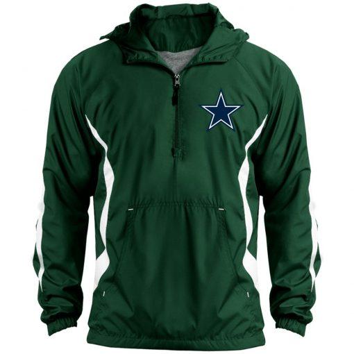 Private: Dallas Cowboys Unisex Colorblock Raglan Anorak