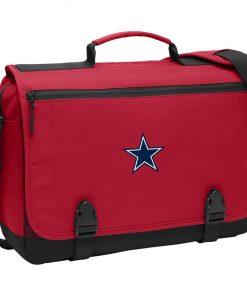 Private: Dallas Cowboys Messenger Briefcase