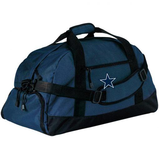 Private: Dallas Cowboys Basic Large-Sized Duffel Bag
