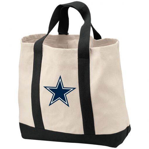 Private: Dallas Cowboys 2-Tone Shopping Tote