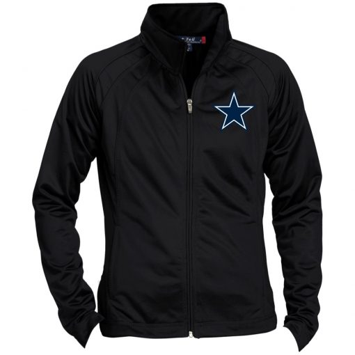 Private: Dallas Cowboys Ladies' Raglan Sleeve Warmup Jacket