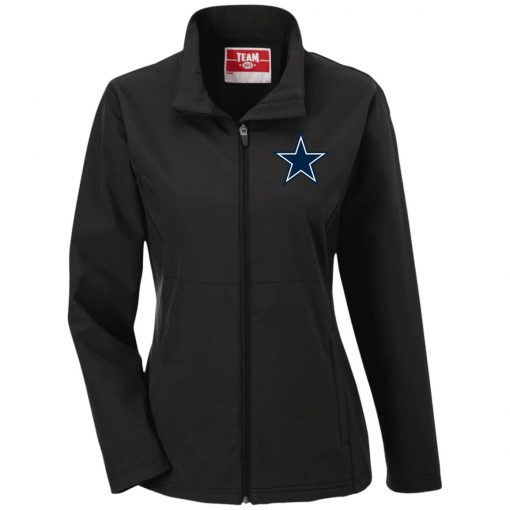 Private: Dallas Cowboys TT80W Ladies' Soft Shell Jacket
