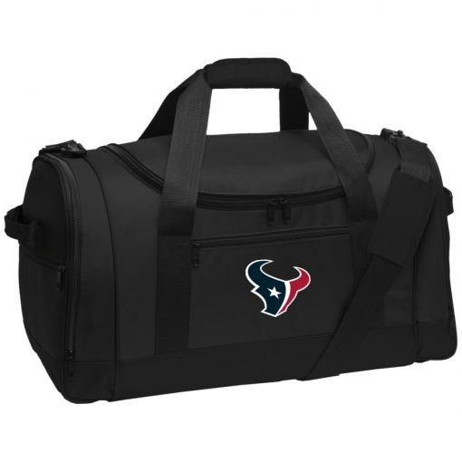 Private: Houston Texans Travel Sports Duffel