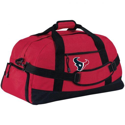 Private: Houston Texans Basic Large-Sized Duffel Bag