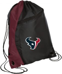 Private: Houston Texans Colorblock Cinch Pack