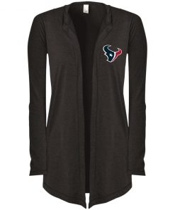 Private: Houston Texans Women's Hooded Cardigan