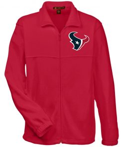 Private: Houston Texans Fleece Full-Zip